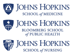 Logo of Johns Hopkins University School of Medicine